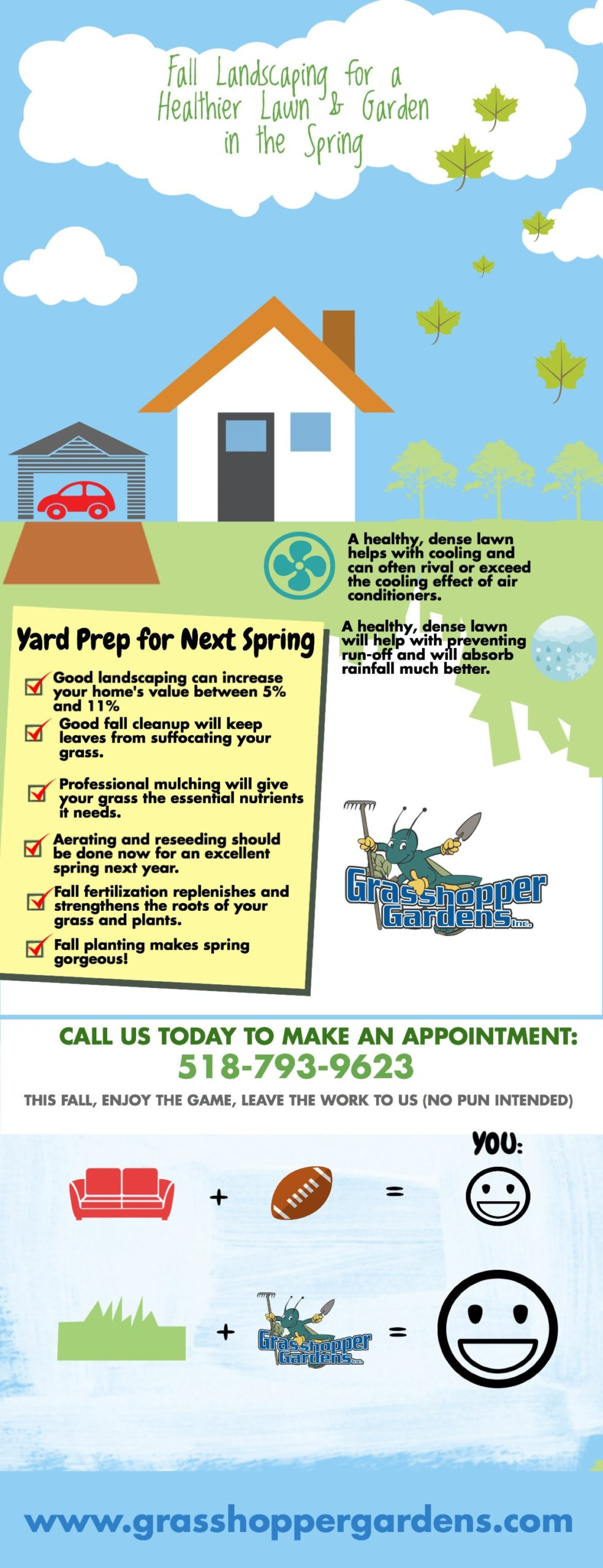 Fall Yard Cleanup Services