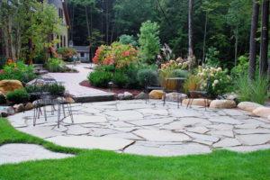 Grasshopper Gardens residential landscaping
